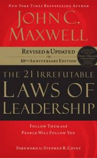John Maxwell Laws of Leadership